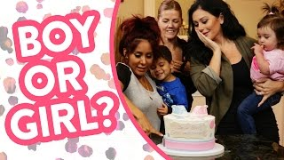 One of Jenni Farley's most viewed videos: Jenni JWOWW gender reveal!