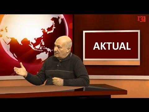 """""""Vətəndaşa 60 dollar əməkhaqqı verən ölkə hansı inkişafdan danışır?!"""" - Sərdar Cəlaloğlu-Aktual #54"""