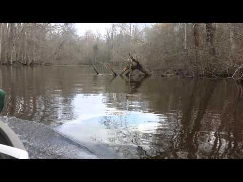Lynches river sc first voyage for 2016