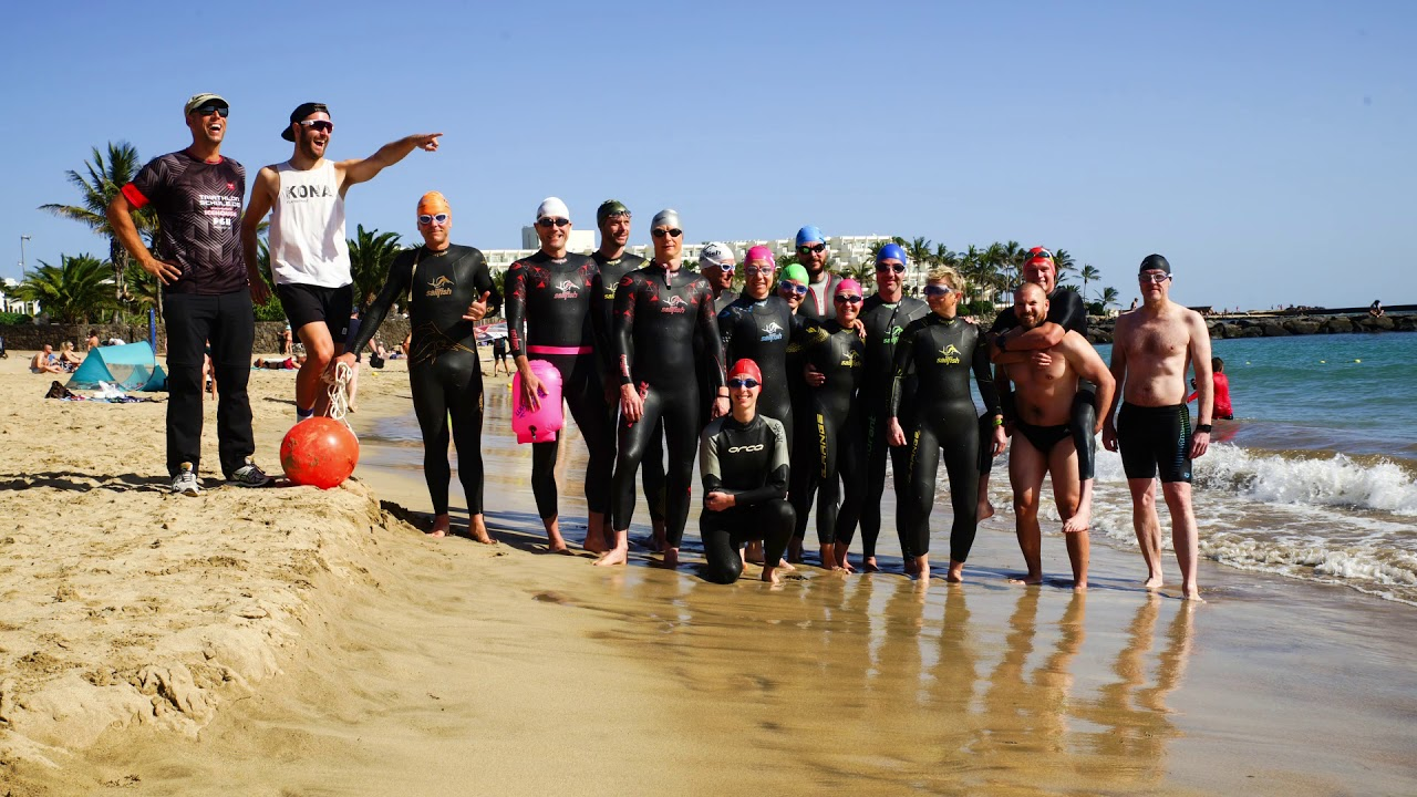 Triathlon Camps auf Lanzarote