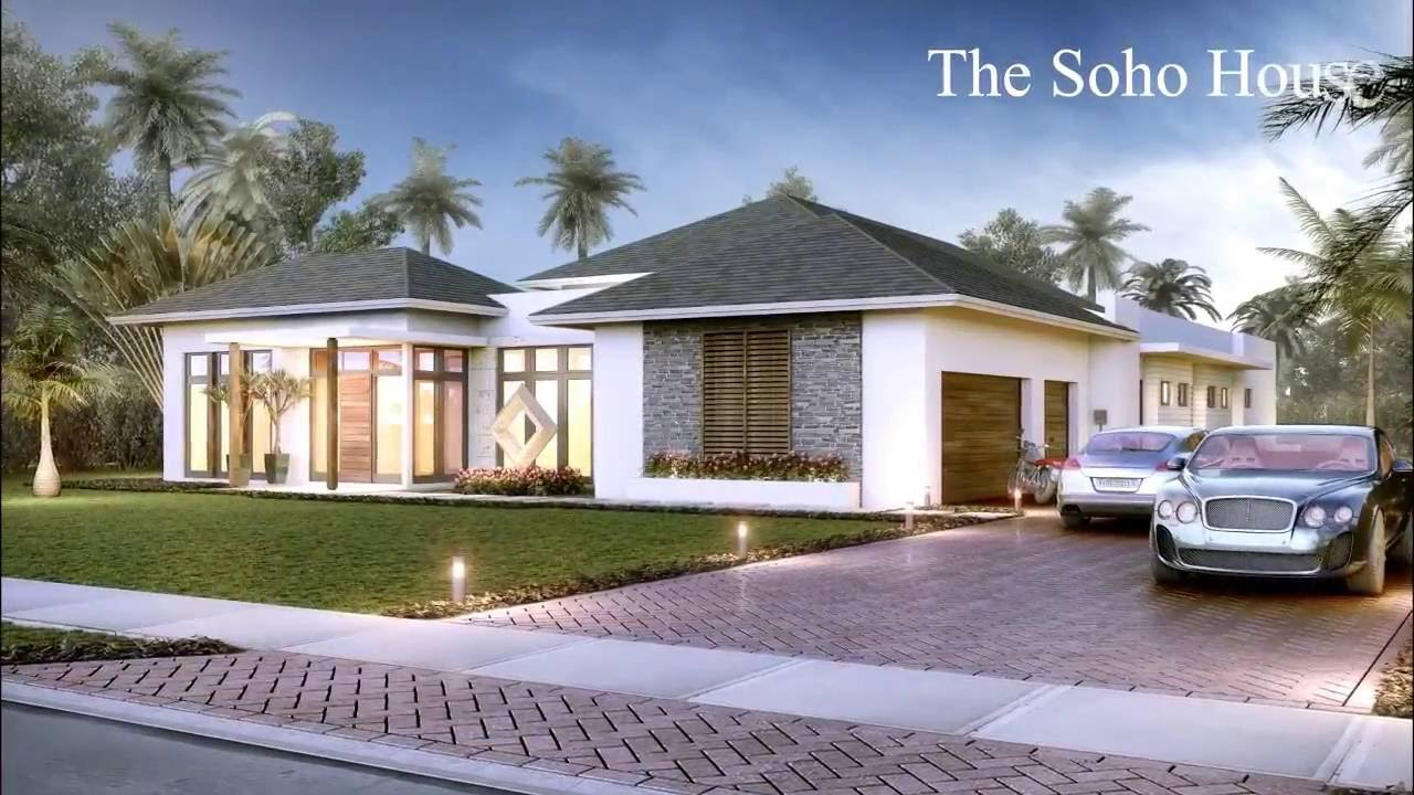 Oak Park Davie New Luxury Homes For Sale In Davie Youtube