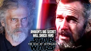 Anakin's Big Secret Will Shock Fans! The Rise Of Skywalker (Star Wars Episode 9)