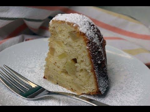 Italian Sour Cream Apple Cake! Ep #205