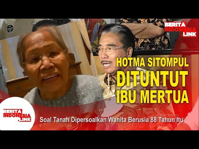 Ibunda Desiree Tarigan Tuntut Tanah Ke Menantunya - Berita Indonesia Link