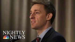 Jason Kander Ends Run For Mayor Of Kansas City To Focus On PTSD | NBC Nightly News