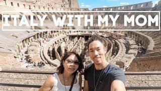 Baixar ITALY WITH MY MOM PART 1: Rome & Venice