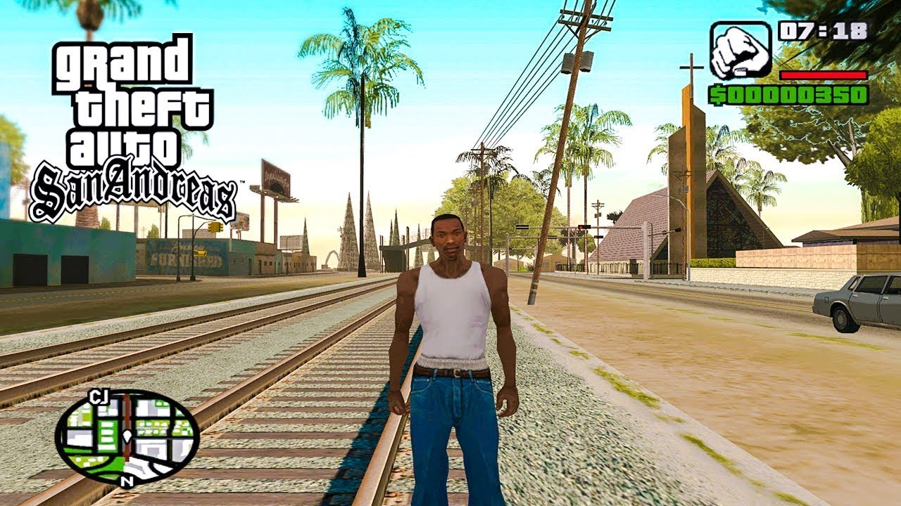 GTA - SanAndreas -კოდები