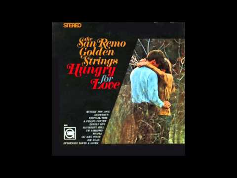 Hungry For Love - The San Remo Golden Strings (1965)  (HD Quality)