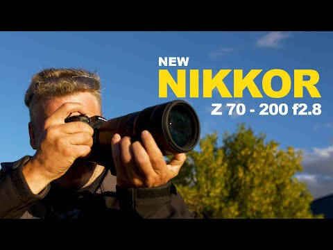 Nikon Z 70-200 2.8 Hands-on Review