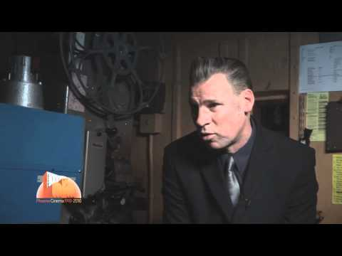 Mark Kermode on being a patron of The Phoenix Cinema, East Finchley