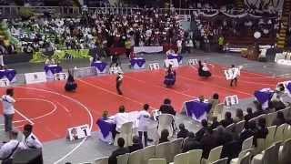 Flavia Ubillús y Fernando Acevedo - Final Final Concurso Marinera Cat. Infantes UIGV Lima 2014