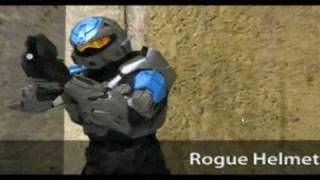 Halo 3 helmets and armor