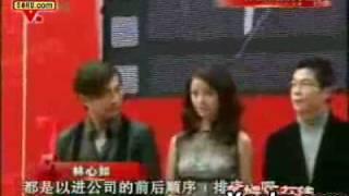 08-18-2008《縣長老葉 》媒體探班=心如告別華誼-搜狐