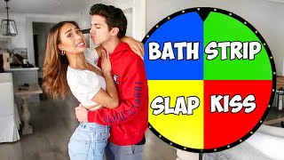 Spin the DARE Wheel Challenge w/ CRUSH (w/ MyLifeAsEva)