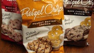Snaq-paq Snack Factory Pretzel Crisps Peanut Butter Crunch Review Qotd Fav Green Day Song