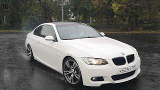 ЗАМЕР РАЗГОНА BMW 330i E92