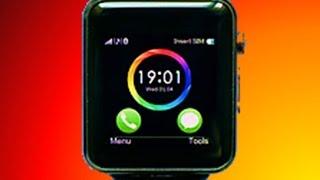 Умные часы с сим картой(Мои умные часы D-Watch 2 с SIM картой. Это супер!!! Часы с отличным дизайном , быстродействием и хорошей функционал..., 2015-07-28T07:44:31.000Z)