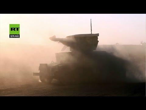 La coalición de EE.UU. bombardea un hospital en Irak