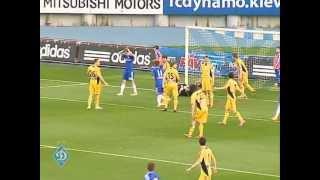 «Динамо-2» Київ - «Буковина» Чернівці - 3:0 (27.04.12, DKwebTV)