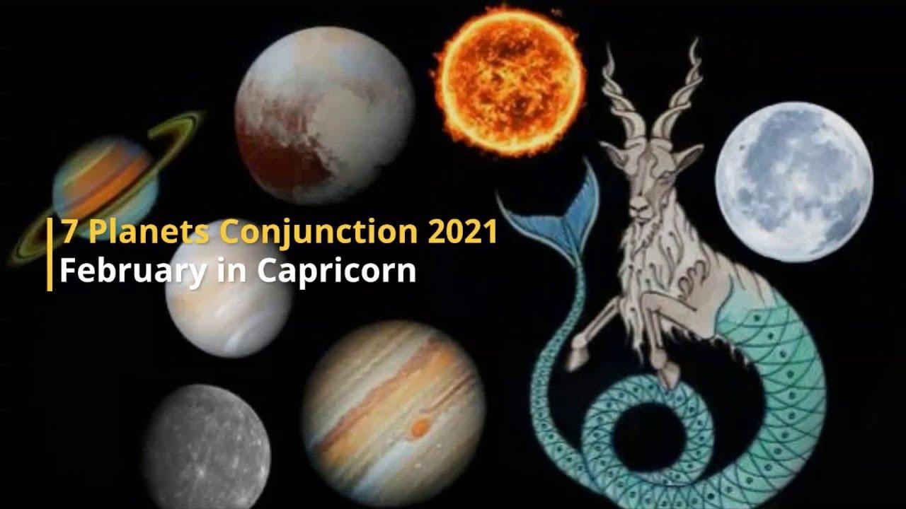 Planetary alignment 2021 astrology horoscope