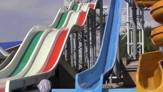 видео Аквапарк в Голубицкой - цены, фото, обзоры и отзывы