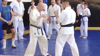 Киокушин каратэ.Весенняя подготовка спортсменов Днепра-2017. Украина