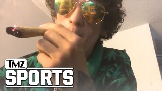 Snoop's UFC Protege Looooooves Weed, 'Makes Me a Better Fighter' | TMZ Sports