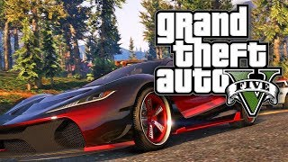 Grand Theft Auto V | Псих со снайперской винтовкой