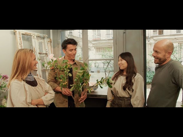 Cinefleur Paris - Florist Contest