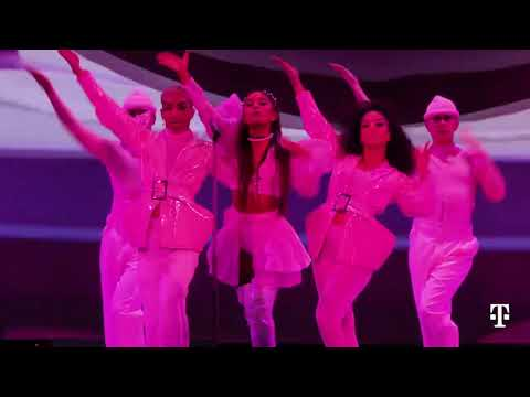 ariana grande - be alright - billboard music awards 2019 (exclusive)