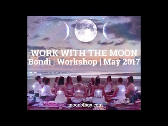 The top 3 ways to work with the New Moon