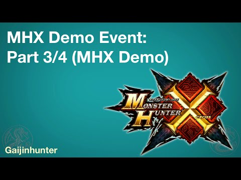 MHX Demo Event: Part 3 (MHX Demo)