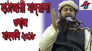 Bangla Waz 2018 Maulana Hasan Jamil Saheb Dhaka Hathazari MadrasaWaz 2018