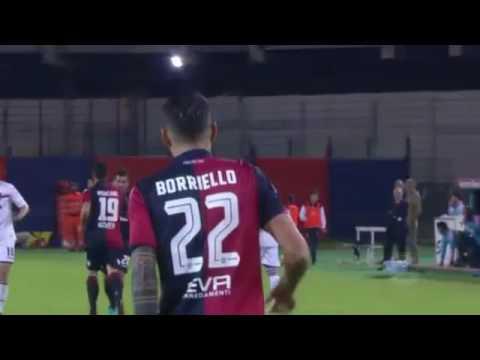 Cagliari-Palermo 2-1, doppietta di Daniele Dessena