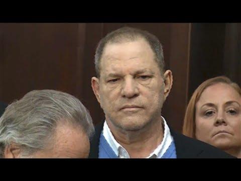 Harvey Weinstein wegen Vergewaltigung angeklagt