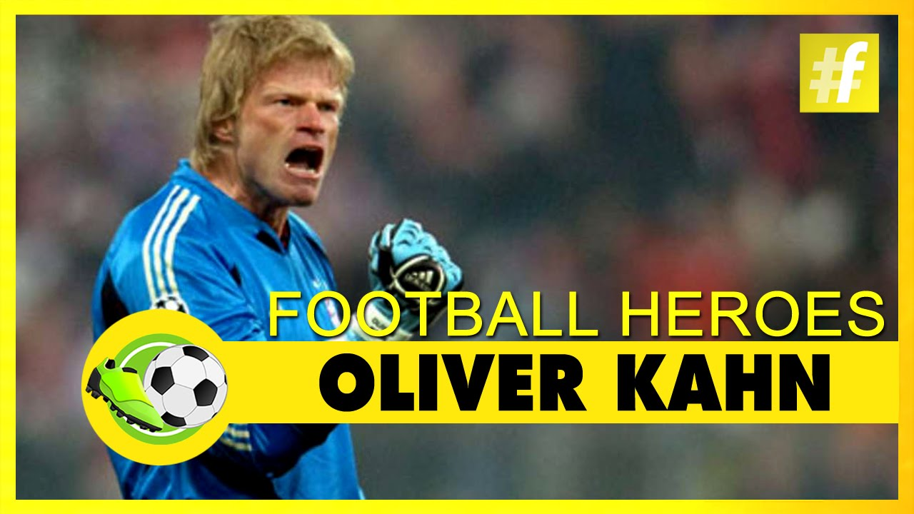 Height oliver kahn Oliver Kahn