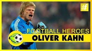 Oliver Kahn   Football Heroes   Full Documentary