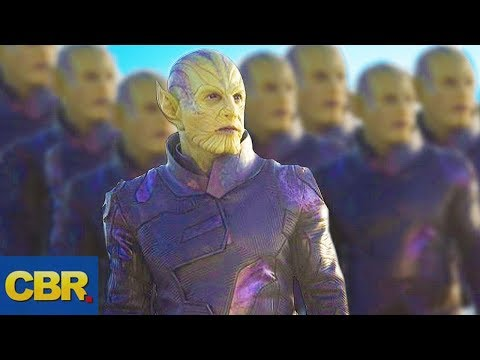 How The Secret Skrull Invasion Might Still Happen In The MCU
