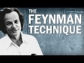 How to Learn Faster with the Feynman Tec