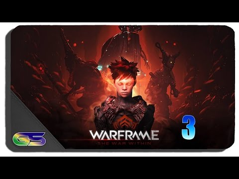 Warframe PS4 - The War Within Walkthrough Part 3 of 3 Killing the Grineer Queen thumbnail