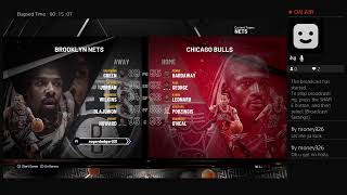 Eastern conference final game 7 Brooklyn vs chi