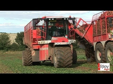 New Vervaet Hydro Trike XL with Panien beet chaser body