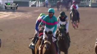 RACE REPLAY: 2017 Santa Anita Derby Featuring Gormley