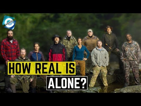 How Real Is History Channel Survival Show Alone? Find Out!