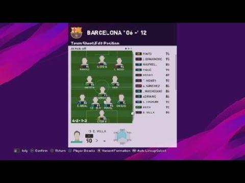 eFootball PES 2021 BEST LATEST FORMATION TIKI TAKA BARCELONA, MAYAGEKA JEPAN🇯🇵 DEFENSIVE & ATTACKING