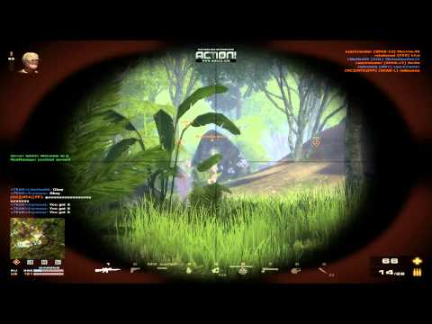 Battlefield Play For free Myanmar Gameplay Recon class [sniper and knife only]