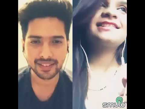 Theher Ja #Armaanmalik#october - smule collab with Mukta