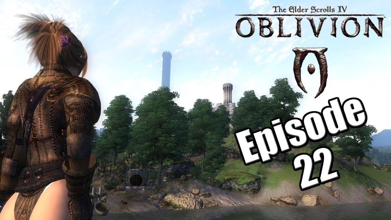 The Elder Scrolls IV: Oblivion #1 - The Beginning (Roxy is Born, Starting  Mods, Vilverin Run)