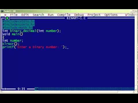 how to convert binary to hexadecimal and vice versa