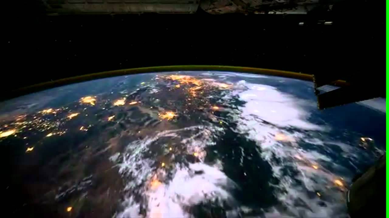 Time-Lapse Satellite Video of the Earth at Night - HD ...
